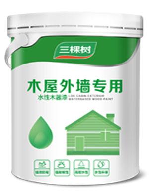 木屋外墙专用水性木器漆